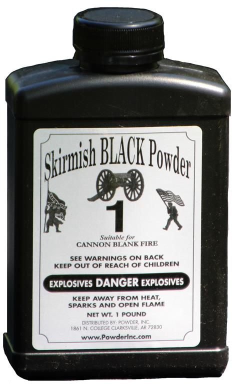 Black Powder for Cannons