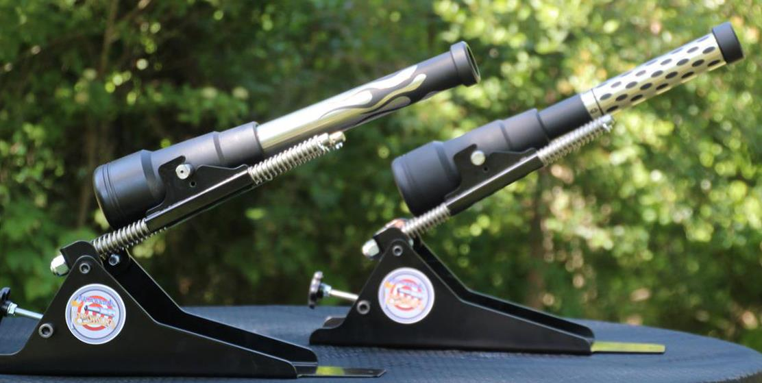 Black Powder Golf Ball Launchers by American Cannons